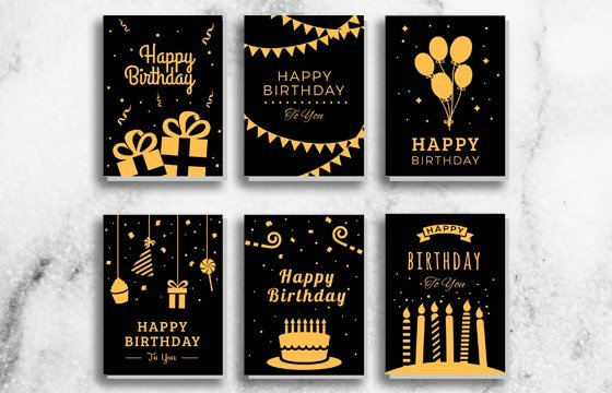 Greeting cards/Invitation cards help build and maintain relationships